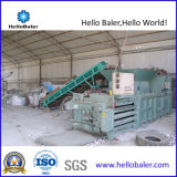 Horizontal Automatic Plastic Baler Hm-2 with CE