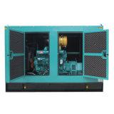 Ce ISO Doosan Engine 157kw Natural Gas Generator 196kVA CNG