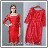 Women Ladies Casual Fashion Cocktail Evening Party Dress