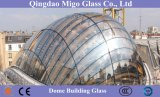 Doubly-Curved Insulated Glass Units - Glass Roofs