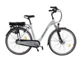 Great Price Electric Bicycle E Bike Shimano 7 Speed Gear with Rear Rack Li-Battery 36V/48V