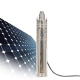 24V DC Brushless Deep Well Solar Submersible Water Pump S243t-120