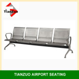 Four Seats Complete of Stainless Steel Airport Waiting Chairs (WL500-04C)