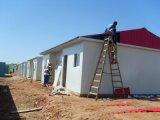 Gabon Cheap Fabricated Light Steel Structure
