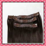 on Sale Grade 8A Clip-in Human Hair Extensions Straight 14inch