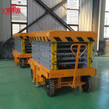 110V/220V/380V Mobile Hydraulic Lift Table
