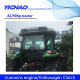 Tractor and Implements Disc Plough Harrow Mower Slasher 4 in 1 Front Loader Agricultural Equipments