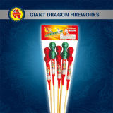 Gd3022 Double Bullet Rocket Fireworks Firecrackers Factory Price