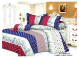 65/35 Tc Poly/Cotton Bedding Set for Classic 5-Piece Modern Feather