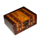 Tattoo Accessories Wood Machine Box for Tattoo Equipment