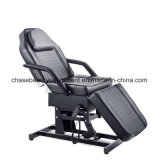 Black Leather Beauty Electric Massage Chair Selling