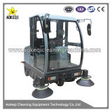 OS-V5 Large Size Floor Sweeper Machine Road Sweeper