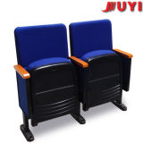Factory Customize Steel Leg Ergonomic Upholstery Foam Inside Lecture Fireproof Modern Cheap Used Folding Chairs