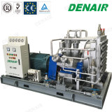 300bar Direct Driving High Pressure Piston Air Compressor Mining
