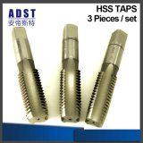 High Quality HSS Screw Taps for Machine Parts