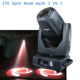 17r 350W Wash Spot Beam Moving Head Lighting