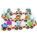 Wooden Toys Fruit Train for Kids