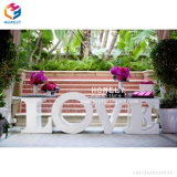 Factory Price Bride and Groom Letter Table for Wedding
