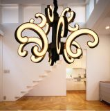 Vietnam Modern Design Beautiful C Shape LED Wholesale Chandelier