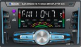 2 DIN Car Radio MP3 Player with Bluetooth/USB/SD