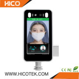 Wrist Hand Palm Thermal Infrared Temperature Measurement Face Recognition Access Control CCTV IP Camera Terminal Panel