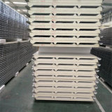 PU Sandwich Panel for Roof with Anti-Corrosion Paper Back Side