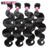 100% Human Hair Extension Brazilian Virgin Natural Hair Weft