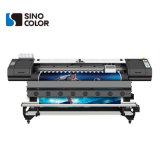 Cheap 1.8m Eco Solvent Printer Price Outdoor Light Box Advertising Printing Machine Sj-740c