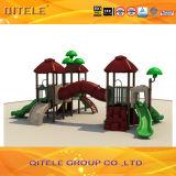 Fashionable Tree House Best Price Children Slide Kids Outdoor Playground