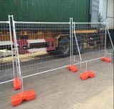 Australia Galvanized Temporary Fencing/Fence Panel/Temporary Fence/Security Fence