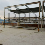 Construction Prefabricated Car Garage Steel Structure for Car Parking