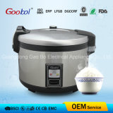 Large Capacity, Stainess Steel Deluxe Rice Cooker