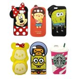 Custom Silicon Smartphone Case for Business Gift