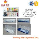 Long Length Transparent Fishing Assortment Box