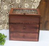 Handmade Wooden Tea Bags Box Packing Storage Box jewellery Box