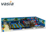 Professional Factory Wholesale Price Commercial Big Square Indoor Trampoline Park Equipment for Sale