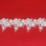 Cheap Cost Fast Delivery High Quality Guipure Chemical Embroidery Lace