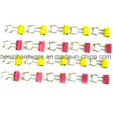 Colorful Cat Shape Metal Binder Clips
