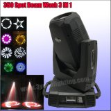 350W 17r Beam Wash Spot 3in1 Moving Head Stage Lighting