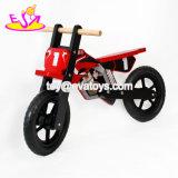 Newest Design Safety 2 Wheels Wooden Balance Bike for Children W16c152