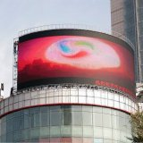 HD Full Color Direct View Indoor LED Screen Digit Alpha Matrix Size Flexible LED Video Display