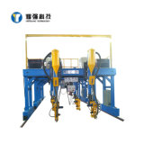 H Beam Steel Structure Gantry Type Submerged Arc Automatic Welding Machine