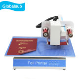 Digital Foil Printer for Graphic Hardcover Business Card