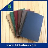 Wholesale High Quality Custom Logo Printing A5 Spiral Notebook