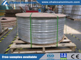 1050 H112 Aluminium Continuously Extruded Tubes/Pipes