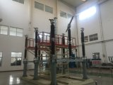 33kv Outdoor Vertical Installation Double Side Break Disconnect Switch