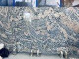 Sandwave Granite Multicolor Red Granite Big Slabs for Tombstone/ Paving
