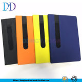 Hot Sale Hard Cover Notebook with Elastic Strap, A5 PU Leather Elastic Band Notebook Supplier, Wholesale Custom Business Notebook