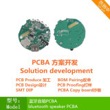 High Quality OEM One-Stop Service Printed Circuit Small PCB Assembly Bluetooth Speaker Hfq19 PCBA