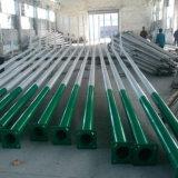 Aluminum/Stainless Steel/Hot DIP Galvanized Steel Light Pole T6 Heat Treatment Modern Metal Street Light Pole Material